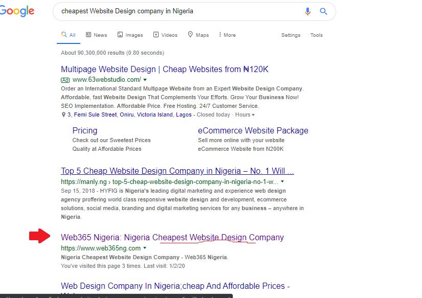 Best SEO Company in Nigeria